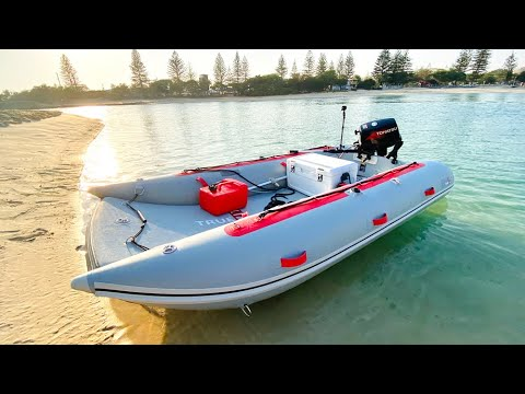 The NEW BOAT... This Is Going To Be Wild!
