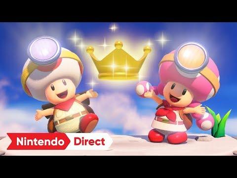 進め!キノピオ隊長 特別編 [Nintendo Direct 2019.2.14]