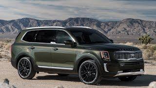 Kia Telluride 2020 Car Review