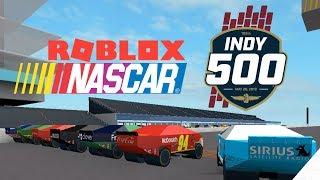 Roblox Nascar Heat 1 Race 11 - Indianapolis