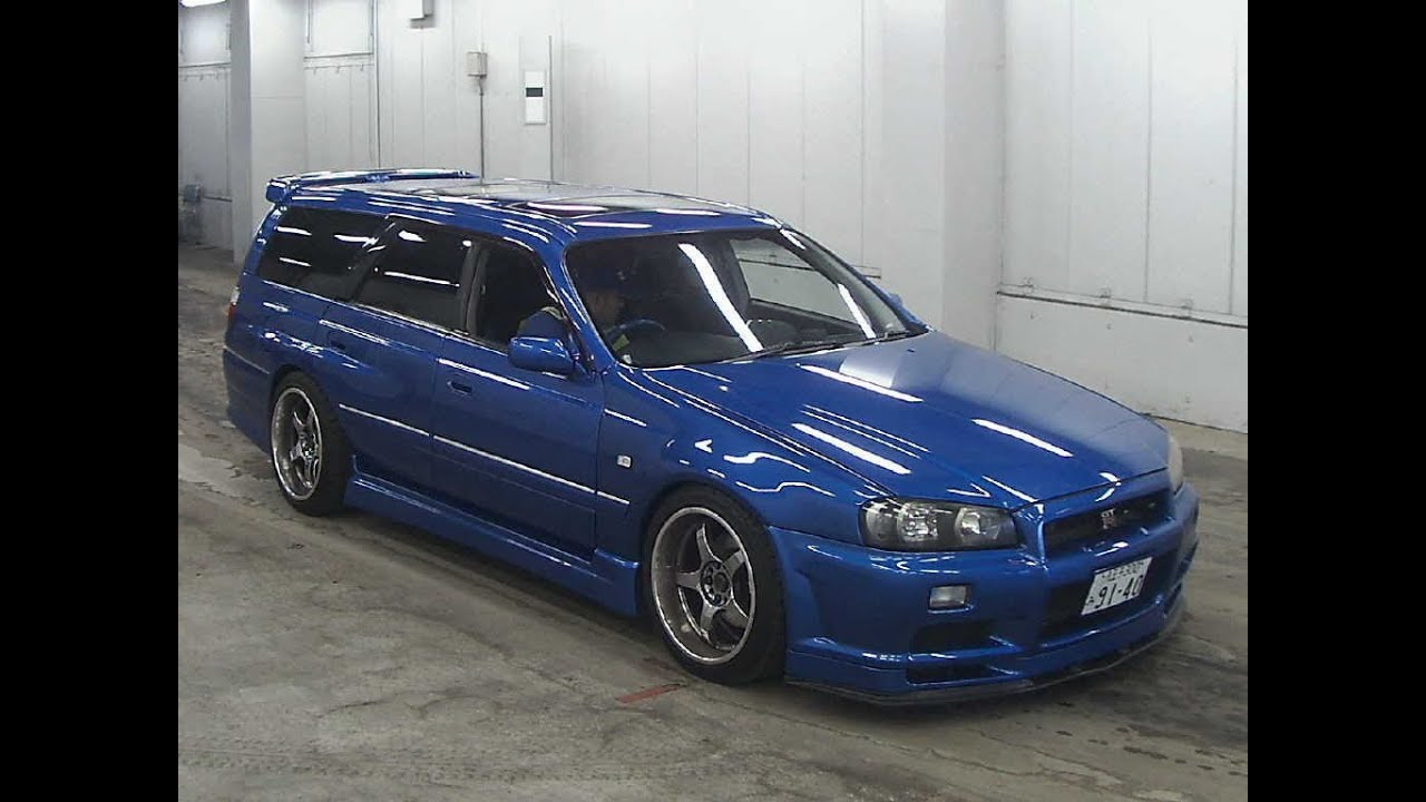 Nissan Skyline Gtr Wagon Nope Nissan Stagea With Gt R