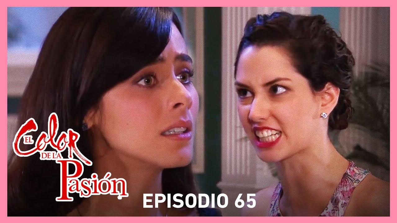 Download El color de la pasión: Nora se entera del compromiso de Lucía y Marcelo | C-65 | Tlnovelas