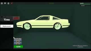 Roblox Drive Tm Nissan 240SX Drag Tune
