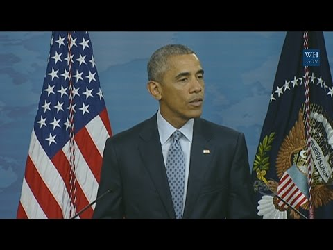 President (Obama) Holds a News Conference  12/20/13