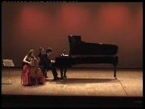 P. Tchaikowsky: Pezzo Capriccioso for cello and piano op.62
