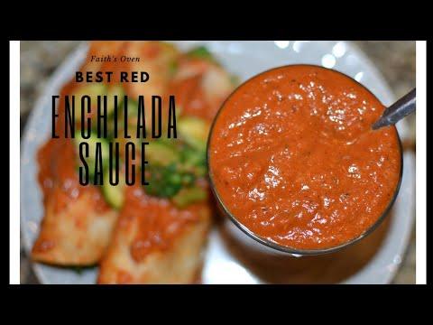 How to make Red Enchilada Sauce - Recipe