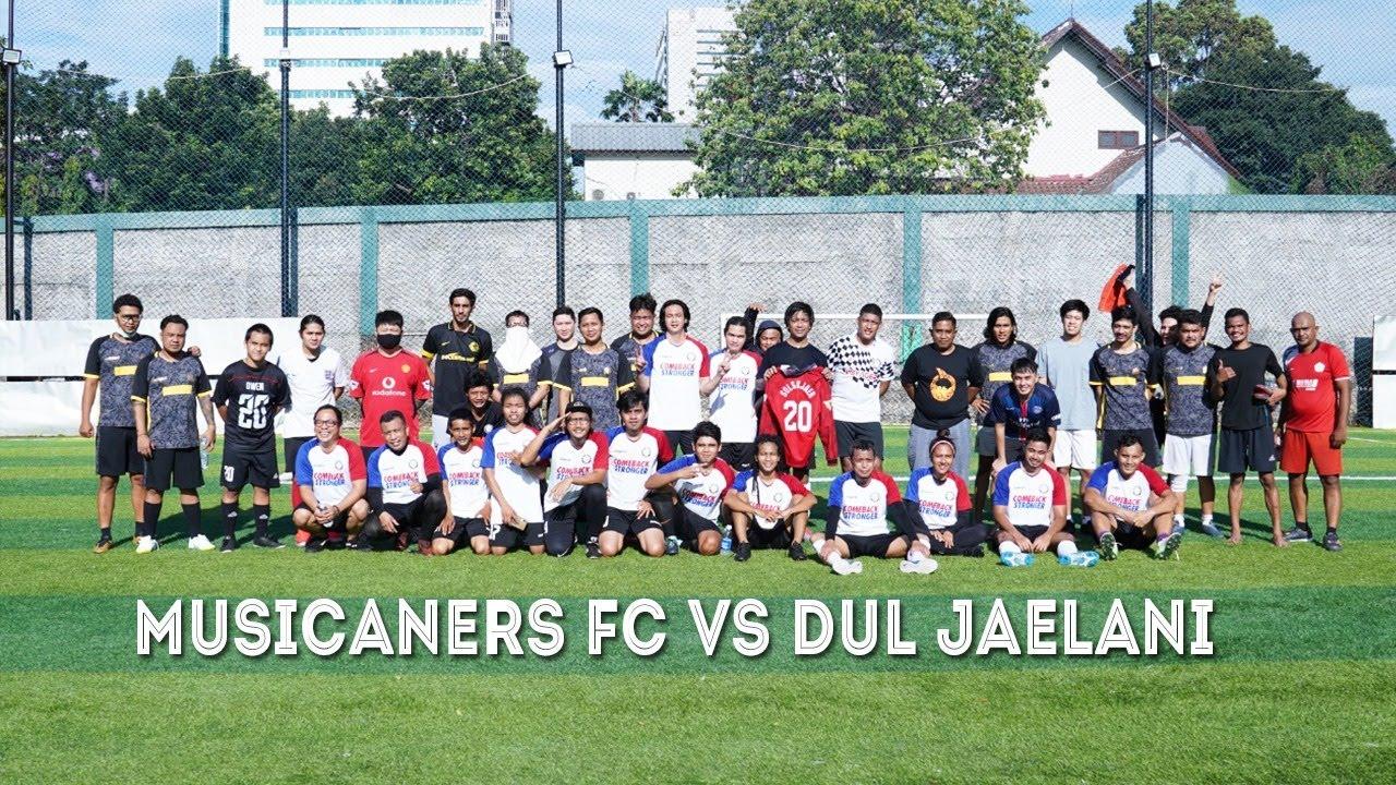 Musica Sports : Sparing Soccer Musicaners FC vs Dul Jaelani Team