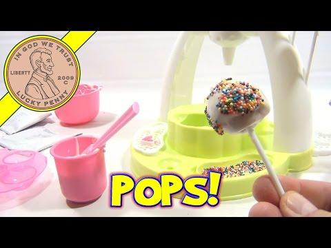 Cool Baker Cake Pop Maker, Umagine Spin Master Toys - How To Make & Decorate Cake Pops!