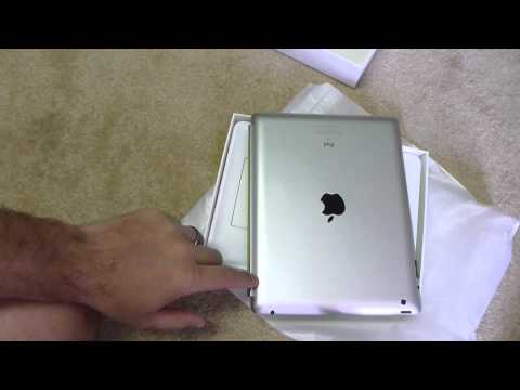 "iPad 3 Unboxing & Review (iPad third generation/""New"" iPad)"