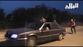 عملية أمنية لمحاكاة توقيف بارون مخدرات في تلمسان