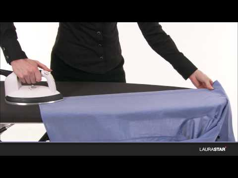 Laurastar - Come si può stirare una camicia in 2 minuti? from YouTube · Duration:  2 minutes 13 seconds