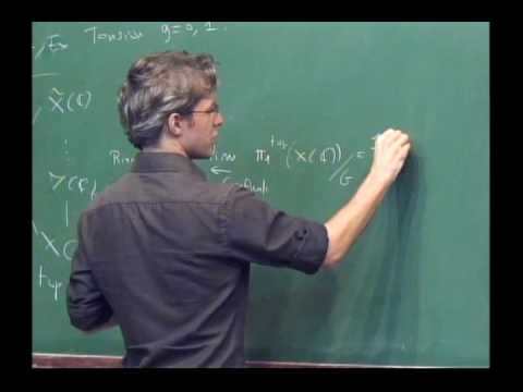 Arithmetic and Geometry of Picard-Fuchs Differential Equations - Benjamin Collas