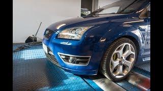 Totalcar Erőmérő: Ford Focus ST mk2