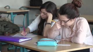 Atelier d'écriture égalité homme-femme, Cité scolaire des Chaumes, Avallon (89) - Édition 2017