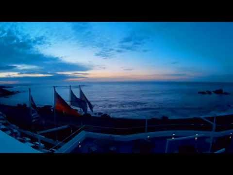 LEOPARD Bar @ 12 Apostles = best spot to watch magnificent sunsets in Cape Town (September 2016)