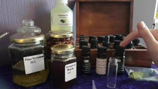 How I make my Spell and Ritual Oils