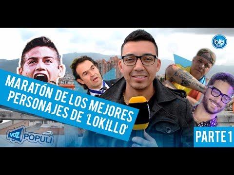 Maratón de humor: Lo mejor de 'Popeye', 'Maluma' y otros personajes de Lokillo | Blu Radio
