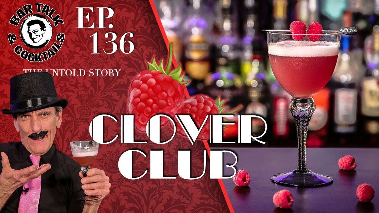 How To Make The Clover Club Cocktail Youtube Liquor drinks, non alcoholic drinks, cocktail drinks, drinks with malibu rum, virgin cocktails, zombie cocktail, malibu cocktails, tequila drinks, summer drinks. youtube