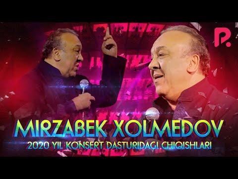 Mirzabek Xolmedov - 2020 Yil Konsert Dasturidagi Chiqishlari