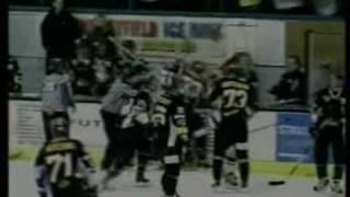 eihl 08 09 hockey fights vol 2 music video nhl echl ahl chl lnah