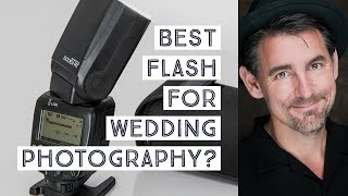 the Best Flashes For Wedding Photography/ Canon vs. Godox