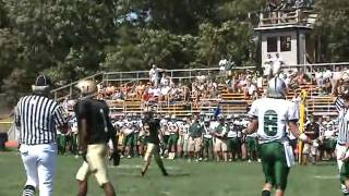 2010 GAME 2 - Southern RAMS vs Colts Neck Township COUGARS - September 19th 2010
