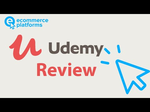 Udemy Review October 2018: The Most Popular Online Course Marketplace  Ecommerce Platforms
