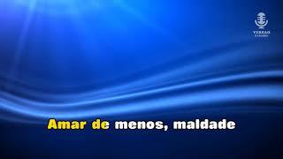 ♫ Demo - Karaoke - CABELO BRANCO É SAUDADE - Alfredo Marceneiro