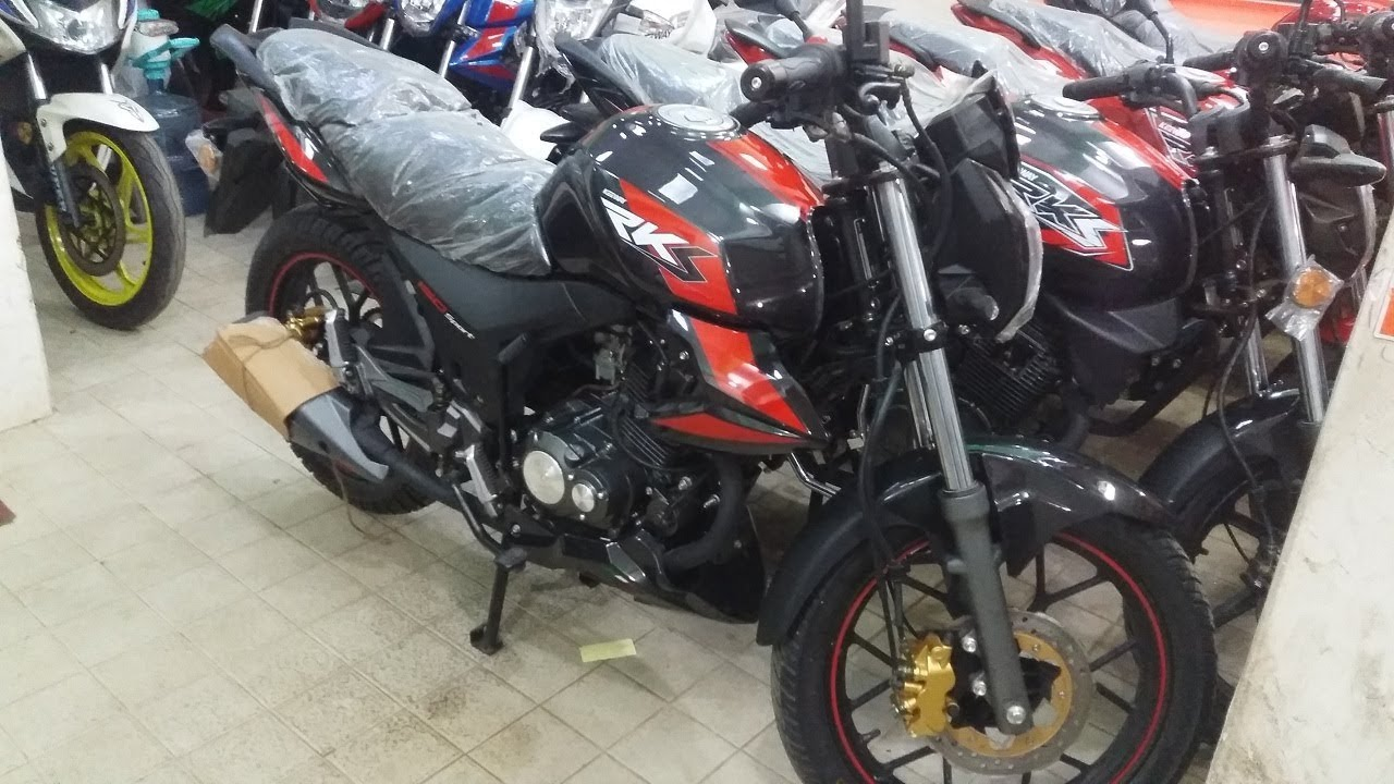 Keeway RKS 150 Sports Specifications & New Price-2018