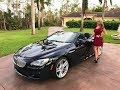 SOLD 2013 BMw 650i Convertible M-Pkg,  MSRP $ 98845.00 for sale by Autohaus of Naples 239-263-8500