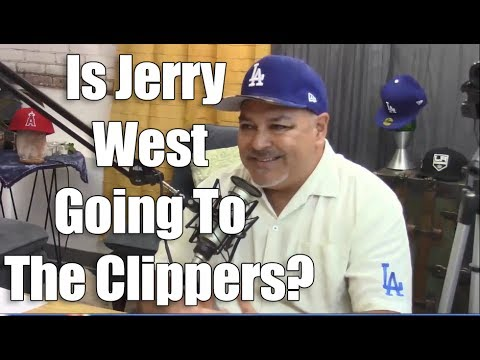 Thumbnail: Is Jerry West Headed To The Clippers?