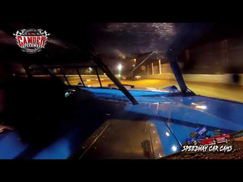 #94 Jeremy Nichols - 602 Sportsman - 7-27-19 Camden Speedway - in-Car Camera