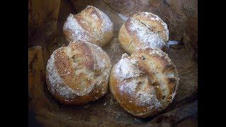 Réaliser son pain de campagne en casserole