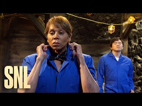 Cut For Time: Coal Miners Face-Off - SNL