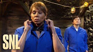 Cut for Time: Coal Miners FaceOff  SNL