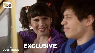 The Guest Book: Pete Davidson [EXCLUSIVE] | TBS