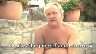 Repeat youtube video Vídeo-promocional de l'únic poble nudista de Catalunya; EL FONOLL