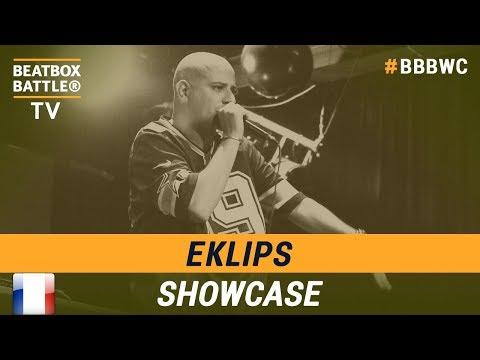 Eklips - Rap & Beatboxing Master Showcase - Beatbox Battle TV
