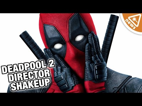 What Does the Deadpool 2 Director Shakeup Mean for the Movie? (Nerdist News w/ Jessica Chobot)