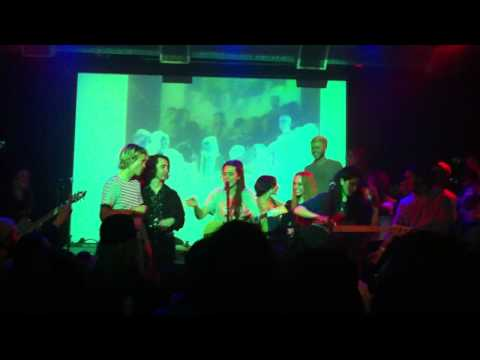 Hinds - Davey Crockett + San Diego encore [Live at the Rickshaw SF]