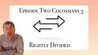 Rightly Divided Episode 2 Jeff