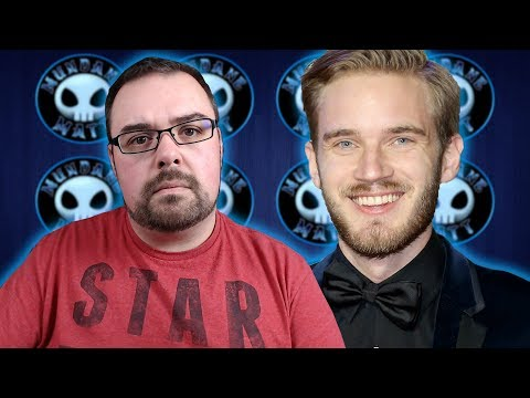 Game Journo blames PewDiePie for the toxicity of online gaming