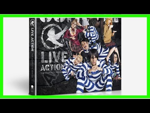 Funimation Lists Live-Action As the Gods Will, Prison School Home Video Releases