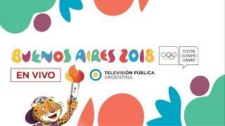 Juegos Olímpicos de la Juventud - Transmisión en VIVO