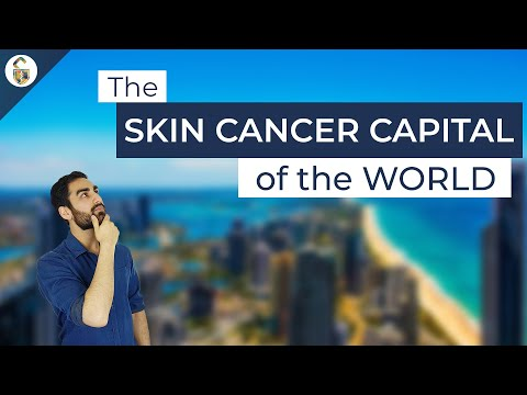 Do You Live In The Skin Cancer Capital Of...