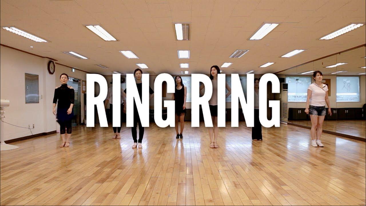 따르릉 라인댄스 - Ring Ring Line Dance
