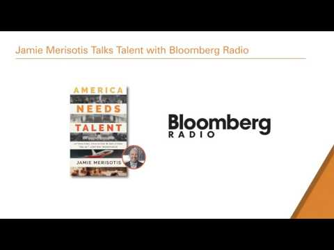 Looking for Talent at Work - Bloomberg Radio