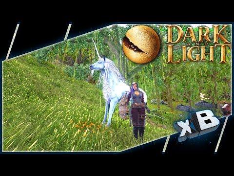 UNICORN TAMING! :: Dark and Light :: Ep 1