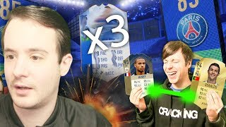 4X TOTGS PLURS PACKED - FIFA 18 ULTIMATE TEAM PACK OPENING