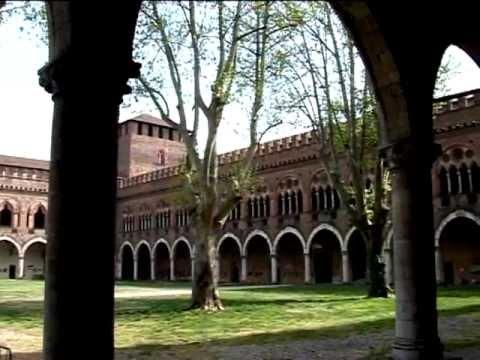 Il Castello Visconteo e i Musei Civici di Pavia
